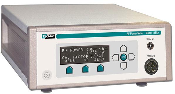 Rf Power Meter : Tegam to feature rf power meter