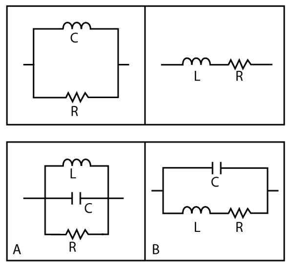frequency response of r l and c components lab report Components therefore, in ac rlc resonant circuit 11 -6 e frequency response of resonant rlc circuit frequency response of rlc resonance circuit.