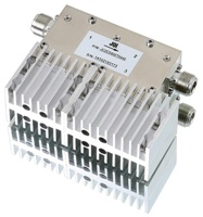 coaxial isolators and circulators
