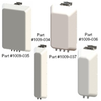 New 2X2, 4X4 MIMO 120° Sector Panel Antennas for S- and C