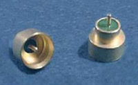 SMP snap-on connector