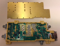 First Article BaseBand Amplifier Assembly