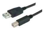 USB Latching Cables with LSZH Jackets