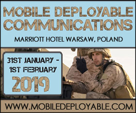 Mobile Deployable Communications 2019
