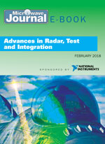 Advances in Radar, Test and Integration