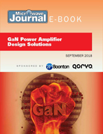 GaN Power Amplifier Design Solutions