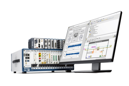 LabVIEW 2018 image