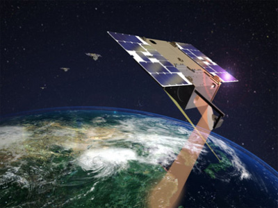 Orbital Micro Systems Weather Observation Satellite ...
