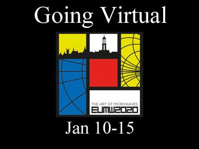 EuMW2020 Virtual Event