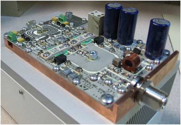 2 kW peak power amplifier for 3T MRI systems 2017 05 07 Microwave .
