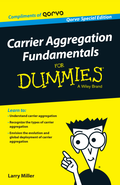 Carrier Aggregation for Dummies