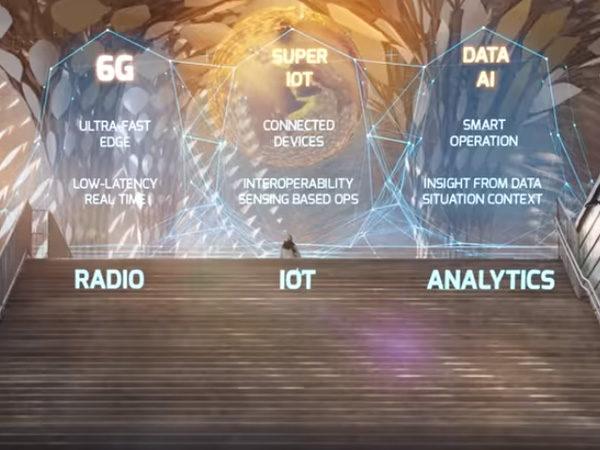 Risultati immagini per 6G AI