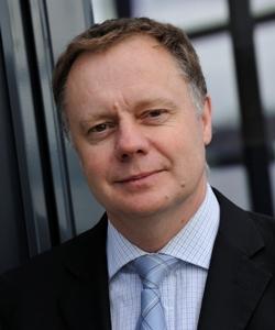 Philippe Garreau, CEO of MVG