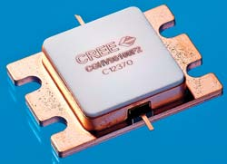 50 and 100 W, X-Band Fully Matched Transistors