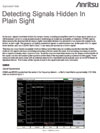 Signals Application Note