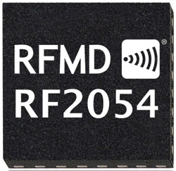 Integrated 2.2 V RF Converter with Flexible Tuning Range