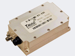 Broadband Bi-Directional Amplifier for Data Links