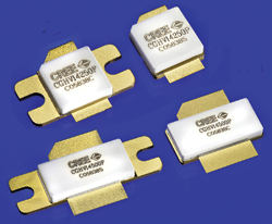GaN Transistors for L-Band Commercial and Military Applications