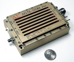 Compact 1 kW Power Amplifier for HF Applications | 2015-05