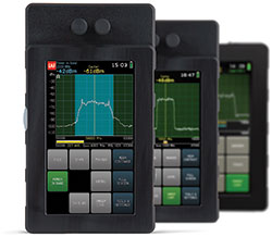 Handheld Spectrum Analyzer Covers 56 to 67 GHz | 2017-10-15