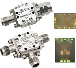 High Linearity mmWave Mixer and LO Driver for EW Receivers | 2019-07
