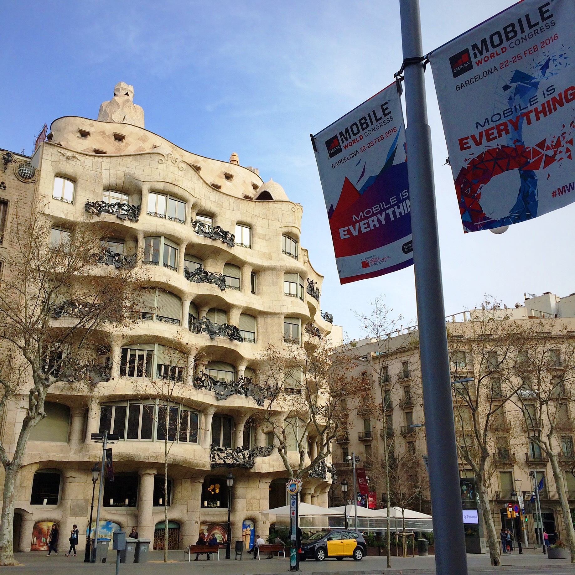 Mobile World Congress invades Barcelona each March