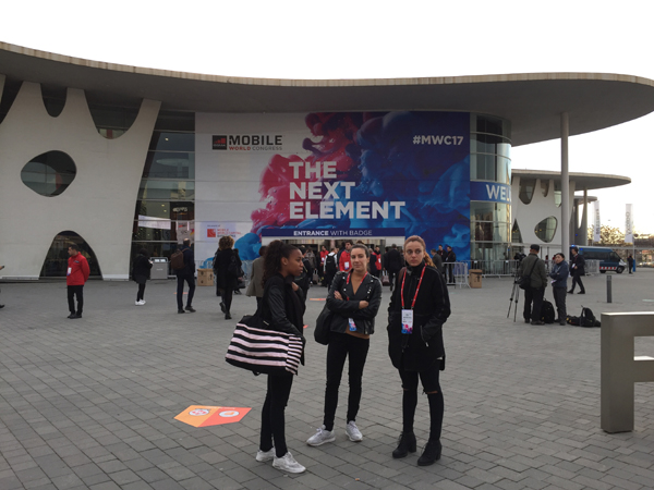 MWC2017outside