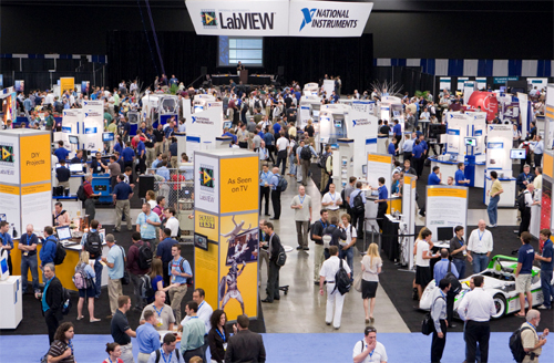 NIWeek Exhibition