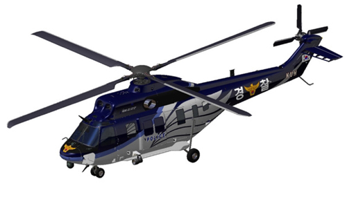 KNPA Surion helicopter
