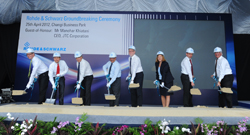 R&S breaks ground in Singapore