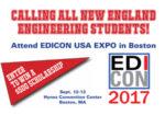 EDI CON USA Scholarship