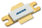 MACOM GaN-on-Si power transistor