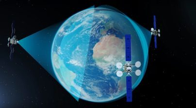 ViaSat-3 constellation