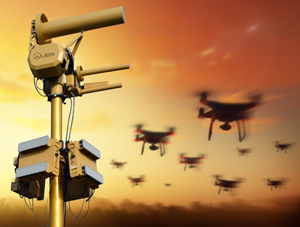 Auds Counter Drone System Enhanced For Vehicle Deployment