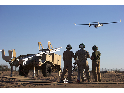Raytheon Radio Tech Delivers Clear Comms in Crowded Environments