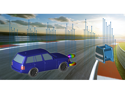 Remcom Announces WaveFarer™ Automotive Radar Simulation Software