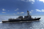 AMDR on a Navy ship