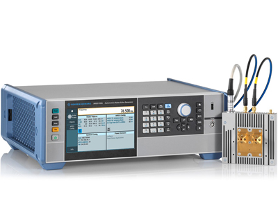 R&S Introduces Reliable, Future-Proof Production Tester for