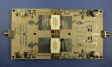 Integra's High-Power Pulsed Avionics L-Band Pallet Operates at 0 96