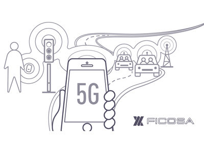 Ficosa Connects to MWC2019 with Latest 5G and V2X