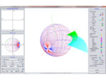 3D Smith Chart tool