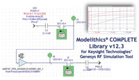 Modelithics COMPLETE Library v12 3 for Keysight's Genesys RF