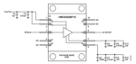 HMC8205 PA Block Diagram