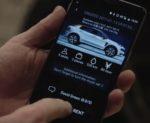 Ericsson-Lynk & Co car sharing app