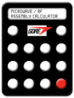 New Gore Microwave Rf Assembly Calculator Is Online