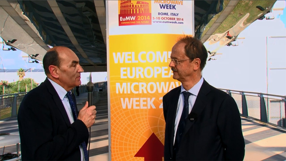 Interview Roberto Sorrentino, EuMW 2014 Chair
