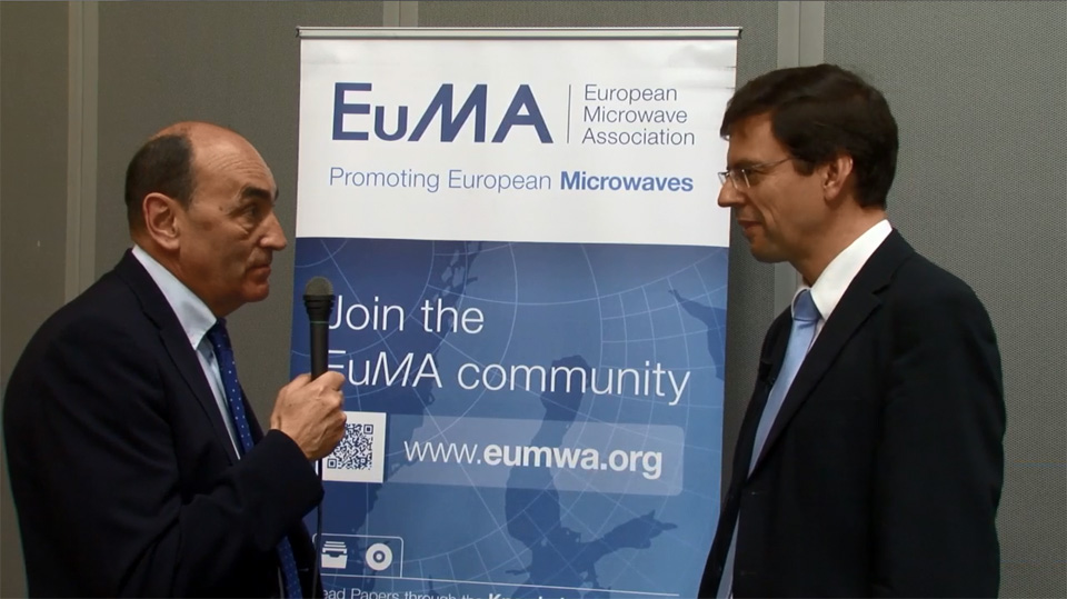 Interview with Wolfgang Heinrich, President of EuMA