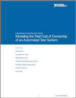 Fundamentals of Building a Test System: Modeling the Total Cost of Ownership of an Automated Test System