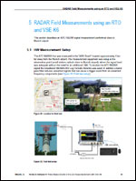 RF Pulse Measurements in Time and Frequency Domains with VSE-K6