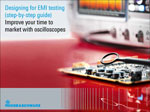 Designing for EMI Testing (Step-by-Step Guide): Improve Your Time to Market With Oscilloscopes